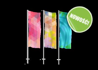 Flaga reklamowa