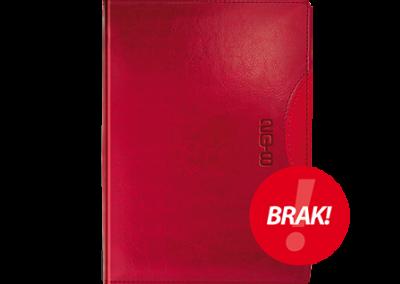 Okładka kk.modern Bordo i Czerwień