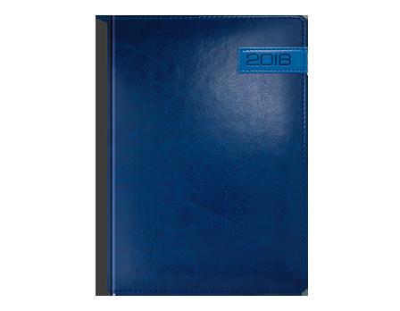 Kalendarz książkowy z kolekcji Classic Zieleń