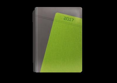 Okładka kk.21 Bikolor zielony
