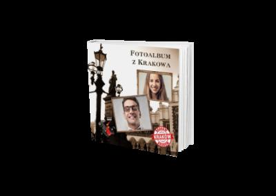 Fotoalbum Pamiątka z Krakowa